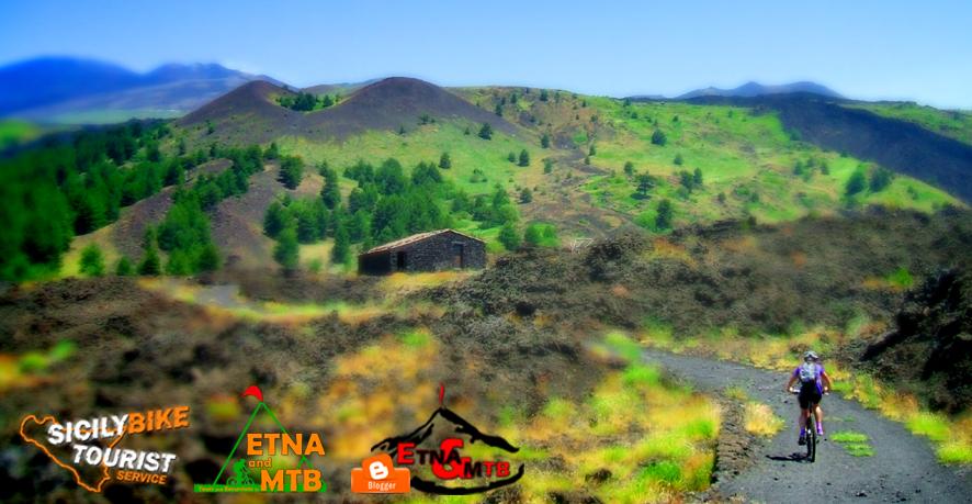 Sicily Bike Tourist Service - Etna and MTB