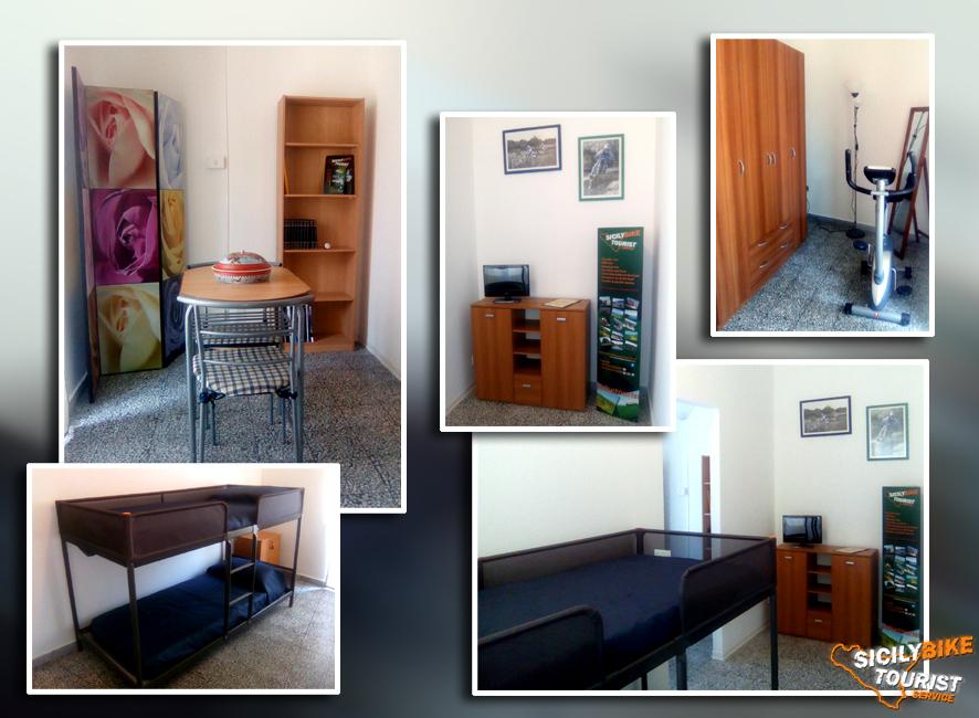 Sicily Bike Tourist Service - Homestay Accommodation