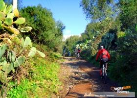 Bike Tours Around Catania - © Sicily Bike Tourist Service 11