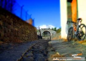 Bike Tours Around Catania - © Sicily Bike Tourist Service 17