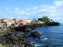 Hinterland and coast Catanese